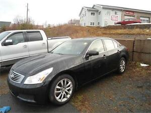 2007 INFINITI G35 ( HAS A PROBLEM ) ,NEW MVI , LIKE NEW
