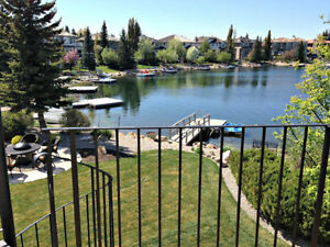 IMMACULATE WALK OUT BUNGALOW BACKING ONTO LK SUNDANCE!!
