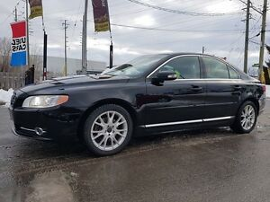 2011 Volvo S80 AWD T6, NAVIGATION, BLUETOOTH, EXTREMELY RARE TO