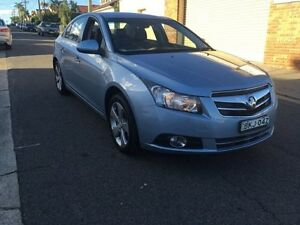 HOLDEN CRUZE 2009 AUTO Croydon Burwood Area Preview