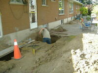 Foundation Repairs and Waterproofing