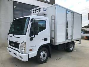 2021 Hyundai EX6 Mighty Short Factory Refrigerated Allison Automatic Pooraka Salisbury Area Preview