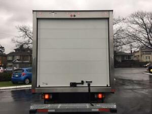 Isuzu NRR 16FT REEFER NU3 50x carrier Collins Body