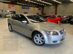 2006 Holden Berlina VE Silver 4 Speed Automatic Sedan Laverton North Wyndham Area Preview