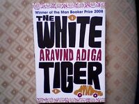 """THE WHITE TIGER"" by ARAVIND ADIGA - NEW/UNREAD"