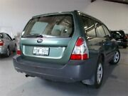 2005 Subaru Forester MY05 X Olive Green 4 Speed Automatic Wagon Fyshwick South Canberra Preview