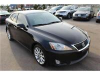 2009 Lexus IS 250 Dealer Serviced Accident Free