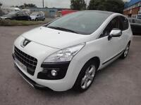 LHD 2013 Peugeot 3008 Allure THP155 Auto 5 Door SPANISH REGISTERED