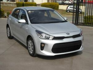 2018 Kia Rio YB MY18 S Silver 4 Speed Automatic Hatchback Brendale Pine Rivers Area Preview