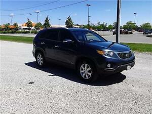 2011 Kia Sorento AWD - BlueTooth, SIRIUS, MP3