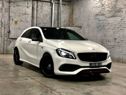 2015 Mercedes-Benz A250 W176 806MY Sport D-CT 4MATIC White 7 Speed Sports Automatic Dual Clutch Mile End South West Torrens Area Preview