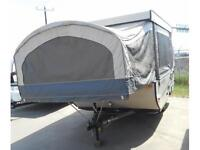 JAY SERIES SPORT 10SD TENT TRAILER! PERFECT UNIT TO GO ANYWHERE