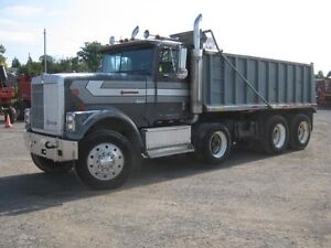 1987 International Eagle 9370 Dump Truck
