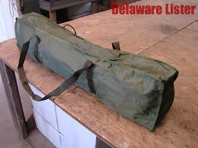 **US MILITARY Bag for Cots Folding Cot OD Green Carry Bag w/Handle & Zipper New