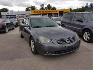 2005 Nissan Altima 3.5 SE, LOW KM'S, FRESH SAFETY/REDUCED!!!!