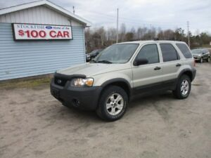 2005 Ford Escape 4dr XLT Auto FWD