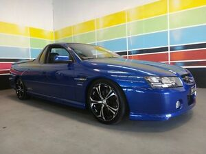 2005 Holden Commodore VZ SSZ Blue 4 Speed Automatic Utility Wangara Wanneroo Area Preview