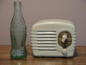 """ARVIN """"MITEY-MITE' Prewar midget radio"""
