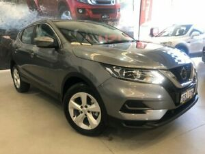 2018 Nissan Qashqai J11 MY18 ST Grey Continuous Variable Wagon Rockingham Rockingham Area Preview