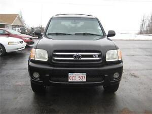 2003 Toyota Sequoia Limited Must See!!!