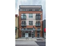 Mixed commercial/residential building retail (Knight &Kingsway)