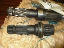Ford Tractor Shafts