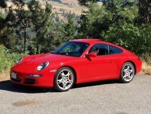 Porsche 911 Carrera S C2S