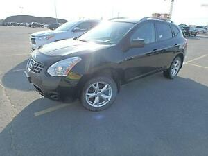 2009 NISSAN ROGUE SL AWD AUTOMATIQUE CLIMATISEE 4CYLINDRES