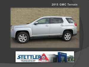 2015 GMC Terrain SLE FACTORY WARRANTY LOW KM