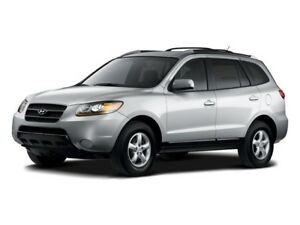 2008 Hyundai Santa Fe AWD CLEAN LOADED