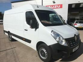 Renault Master 2.3dCi ( RWD ) 2014MY MML35 125 Business