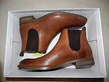 Brand New / Unworn Mens Slatters Leather Boots Size 10 Moonah Glenorchy Area Preview