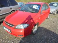 Chevrolet Lacetti 1.4 SE (red) 2007
