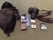Canon Eos 600D SLR + Extras Casula Liverpool Area Preview