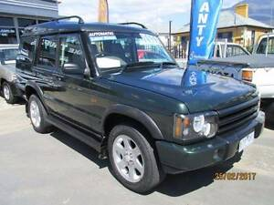 2003 Land Rover Discovery Wagon Moonah Glenorchy Area Preview
