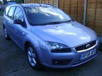 FORD FOCUS ESTATE, AUTOMATIC, LONG MOT, FULL SERVICE HISTORY
