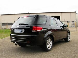 2012 Ford Territory SZ TX Seq Sport Shift Black 6 Speed Sports Automatic Wagon Underwood Logan Area Preview