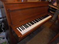 upright piano by lindner