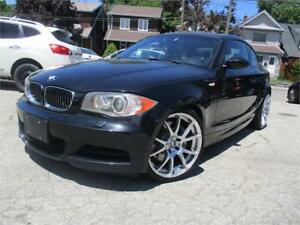 2008 BMW 135I M PREMIUM AUTO/ROOF/XENON/LEATHER