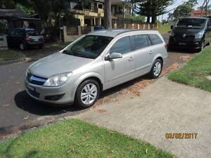 2007 Holden Astra Wagon Green Point Gosford Area Preview