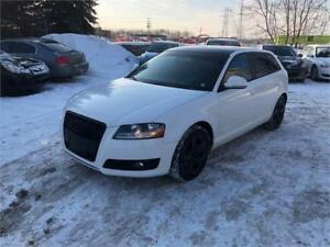 2009 Audi A3, Safety & Etest for On or QC INCL.