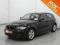 2011 BMW 1 SERIES 118D SE AUTOMATIC HATCHBACK DIESEL