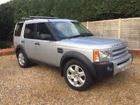 2007 Landrover Discovery 3