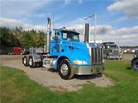 2009 PETERBILT 386 HEAVY SPEC DAYCAB