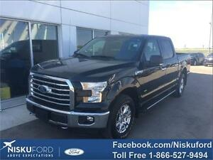 2015 Ford F-150 XLT LEATHER! $265.12 b/weekly.