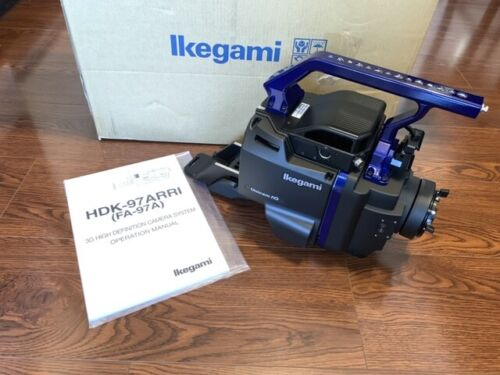 Ikegami Arri HDK-97ARRI Broadcast Production Camera Unicam HD 3G Super 35mm PL