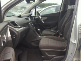 VAUXHALL MOKKA *BREAKING FOR SPARES 1.7 CDTI 2015 AUTOMATIC GEARBOX 2015