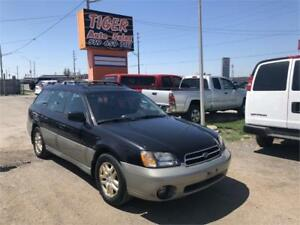 2001 Subaru Legacy  Outback LT AWD**ONLY 89 KMS**AS IS  SPECIAL