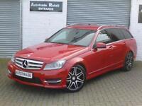 Mercedes-Benz C250 2.1CDI ( 201bhp ) 7G-Tronic Plus 2013MY CDI AMG Sport Plus