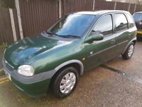 AMAZING CONDITION CORSA 1.2 ONLY 43400 MILES